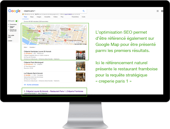 referencement naturel seo