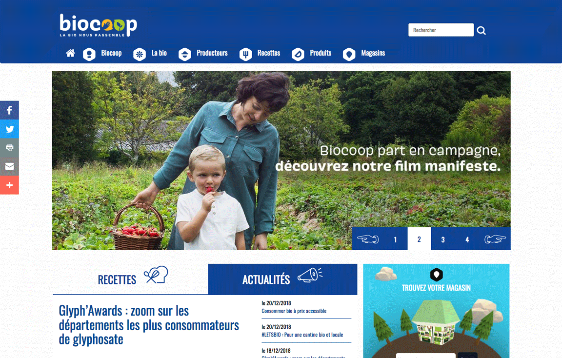 biocoop agence marketing digital